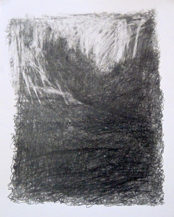 7-in-the-luss-hills-graphite-stick-on-paper-2013