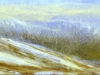 \'Above Loch Ericht\', Acrylic & Pastel, 2009