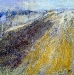 ´Dappled high land, spring´_Acrylic__Pastel_2006_30_x