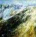 \'Highland, first snows\', Acrylic & Pastel, Nov 2006, 30