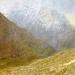 359 \'Towards Achaladair, winter\', Acrylic & Pastel, 2015, 80 x 80 cm