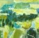 \'Forth fields\', Acrylic & Pastel, 2006, 30 x 30cm