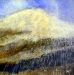 \'October light, Sgiath Chuil\', Acrylic & Pastel, Nov 2006