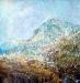 ´Ptarmigan early spring, Loch Lomond National Park´, Acrylic__Past