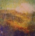 \'Autumn moss, autumn mists, Glen Falloch´, Acrylic & Past