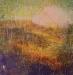\'Autumn moss, autumn mists, Glen Falloch´, Acrylic & Past