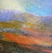 ´Cool December light, Glen Lyon´, Acrylic__Pastel_2008