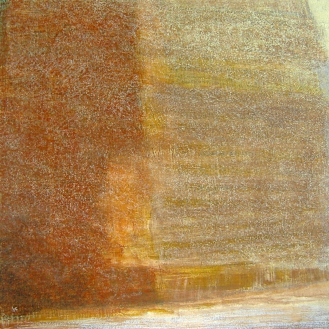 170-written-in-stone-the-cathedral-speyer-acrylic-pastel-2010-80-x-80-cm