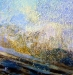 \' Winter afternoon, West Highlands\', Acrylic and Pastel,