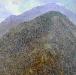 \'Approaching Am Bodach\', Acrylic & Pastel, 2007, 30 x 30c
