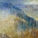 'Breaking mists, above Glencoe', Acrylic & Pastel, 2007
