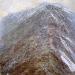'Mists, Am Bodach', Acrylic__Pastel_2008_30_x_30_cm