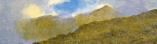 100-beinn-nuis-isle-of-arran-acrylic-pastel-2009-75-x-23cm