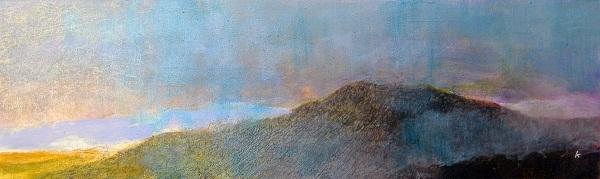 135-loch-tay-from-beinn-ghlas-acrylic-pastel-2009-76-x-23-cm