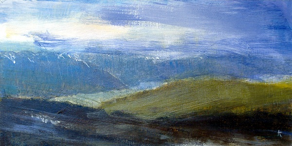 140-late-march-above-loch-rannoch-acrylic-pastel-2009-60-x-30cm