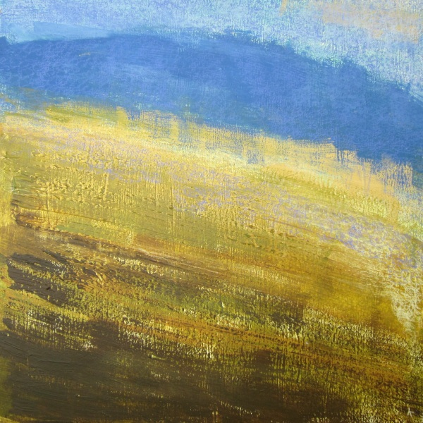 191-on-beinn-a-ghlo-autumn-acrylic-pastel-2011-80-x-80-cm