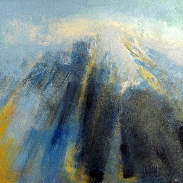207-towards-beinn-toaig-winter-acrylic-pastel-2011-80-x-80-cm