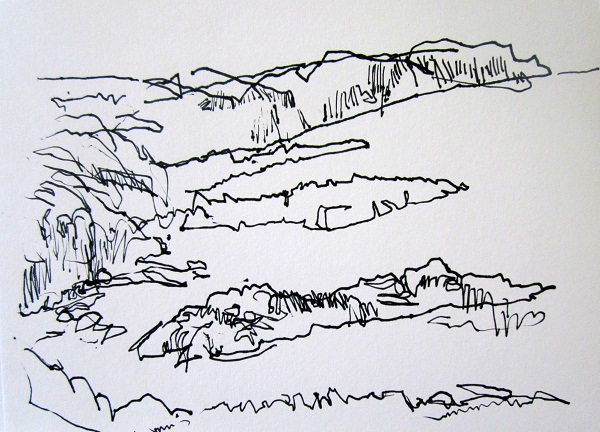 230-sutherland-coastline-sketch-pen-2012-210-x-148-mm