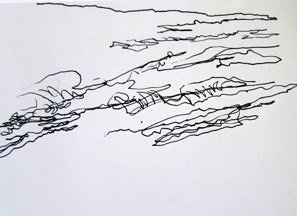 233-sutherland-coastline-sketch-2-pen-2012-210-x-148-mm