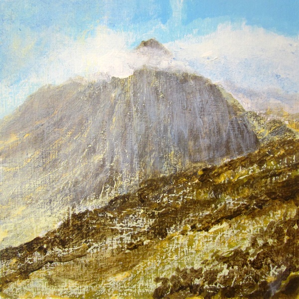 238-from-beinn-a-chrulaiste-march-acrylic-pastel-2012-30-x-30-cm