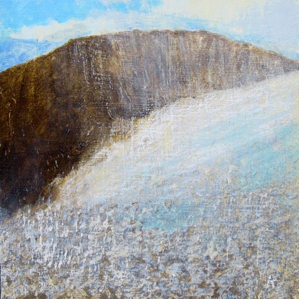 240-quartzite-screes-arkle-sutherland-acrylic-pastel-2012-30-x-30-cm