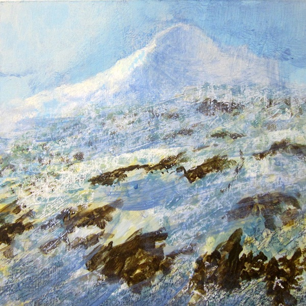 'Late snow, near Ben More'