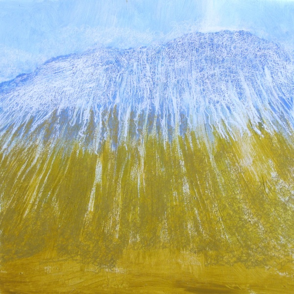 work-in-progress-winter-patterns-beinn-dorain-acrylic-pastel-80-x-80-cm