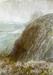 346 \'On Beinn Damh, Torridon\', Acrylic & Pastel, 2015, 148 x 210 mm