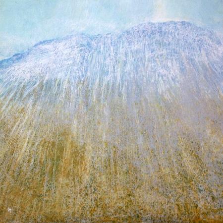 1-below-beinn-dorain-a-february-afternoon-acrylic-pastel-2011-13-80-x-80-cm