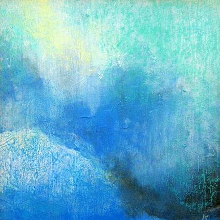 261-at-the-summit-of-ben-oss-winter-acrylic-pastel-2012-30-x-30-cm