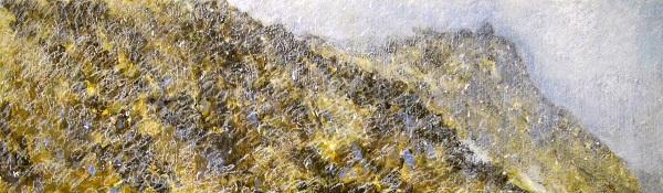 266-snow-shower-on-the-slopes-of-ben-loyal-sutherl-acrylic-pastel-2013-76-x-23-cm