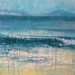 Latest work in progress – 'Breaking waves, Harris, west coast',