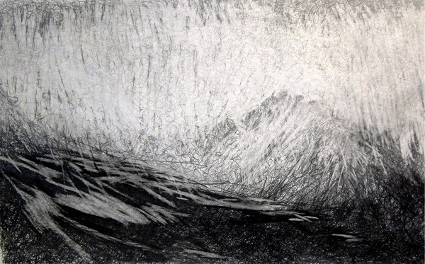 286-january-morning-glen-rosa-isle-of-arran-graphite-on-paper-2013-125-x-80-cm