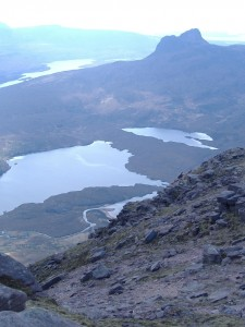 From Cul Mor, Assynt