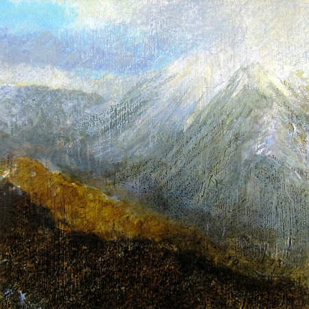 'December afternoon, Blackmount'