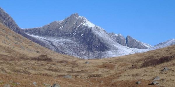 Arran: Scottish Mountain: Cir Mhor