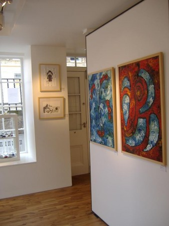 Gallery on the Corner - Edinburgh