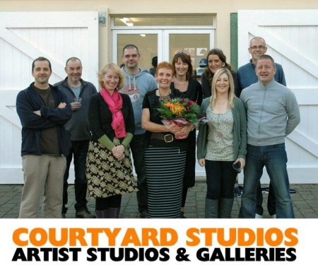 Courtyard Studio Artists 2010