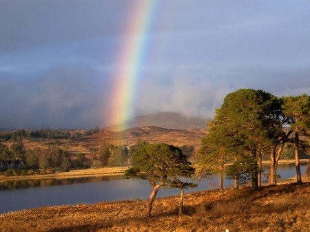 Loch Tulla, late afternoon