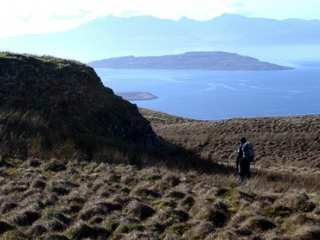 Overlooking the Firth of Clyde