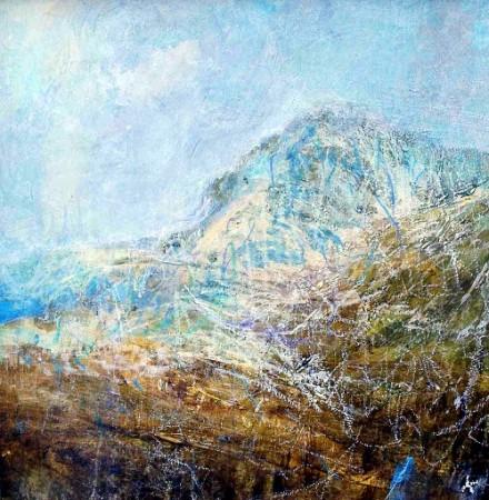 'Ptarmigan, early spring. Loch Lomond National Park'