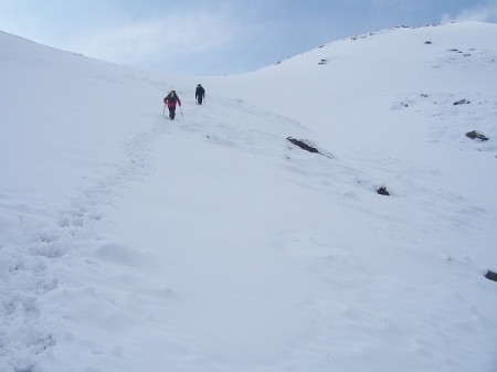 On Ben More, April 08