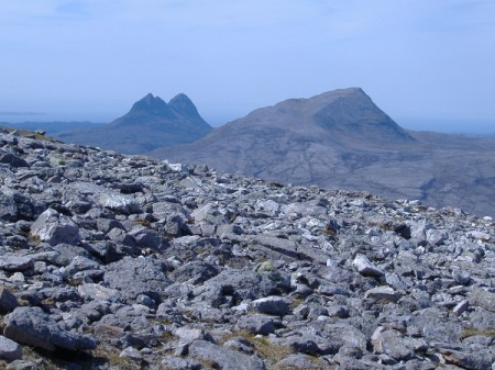Assynt 2011, from Braebag