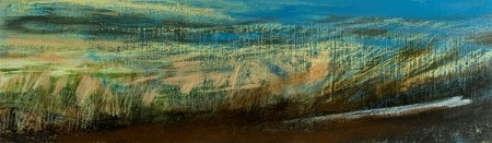 'Above Glen Shee, winter morning'