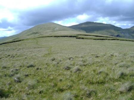 Luss hills June 2011