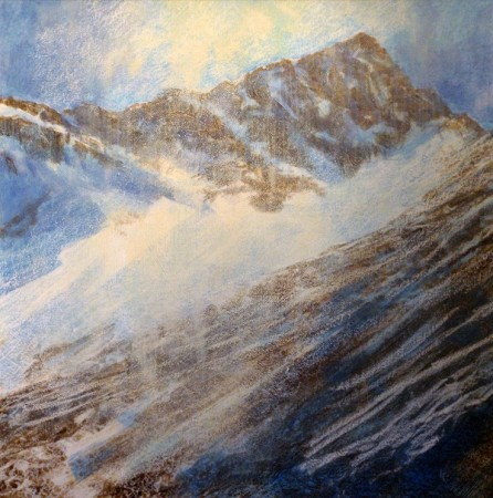 'Winter on Ben Lui'