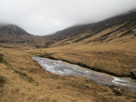 'In Glen Rosa, Isle of Arran'