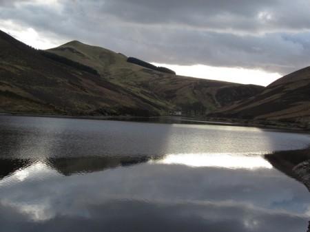East Kip from Loganlea Reservoir