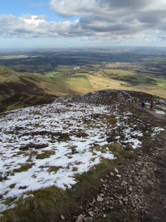 From Carnethy Hill