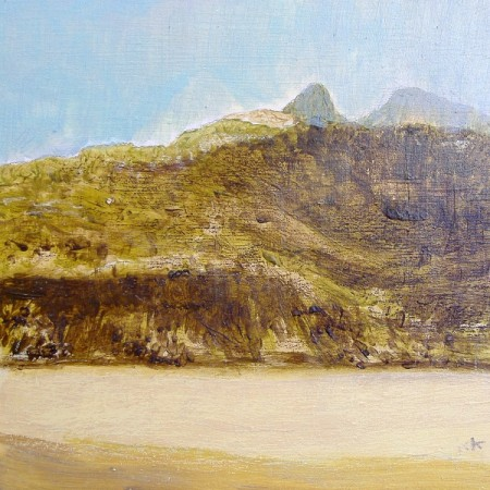 'Assynt skyline, May'